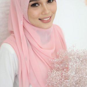 Instant Shawl Lady Melaquin Crystal