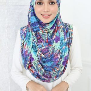 Instant Shawl Lady Faith