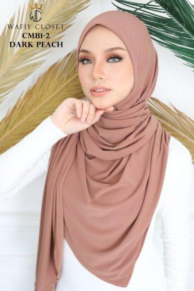 semi-instant-shawl-camelia-basic-by-wafiy-closet-cmb1-2-dark-peach