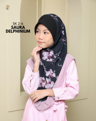 SK 2-6 SAURA DELPHINIUM