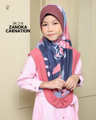 SK 2-9 ZANOKA CARNATION